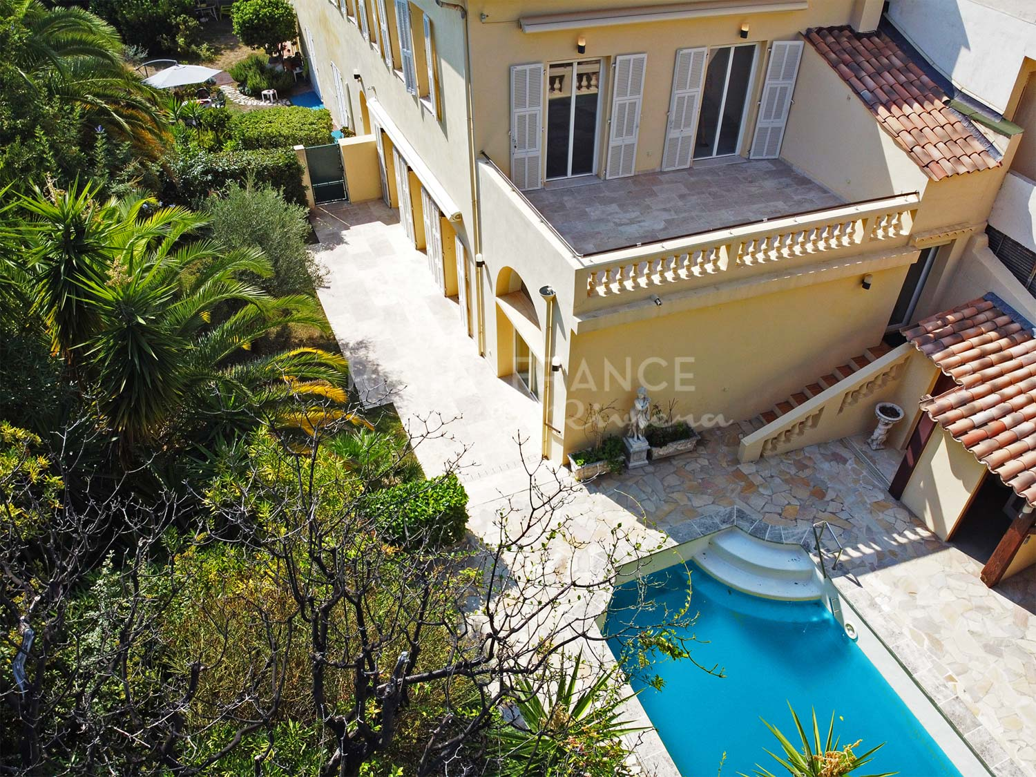 For sale townhouse in Beaulieu-sur-Mer - pool