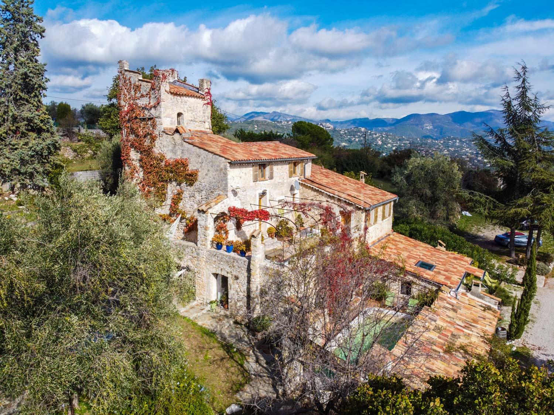 For sale house / bastide Châteauneuf-Villevieille