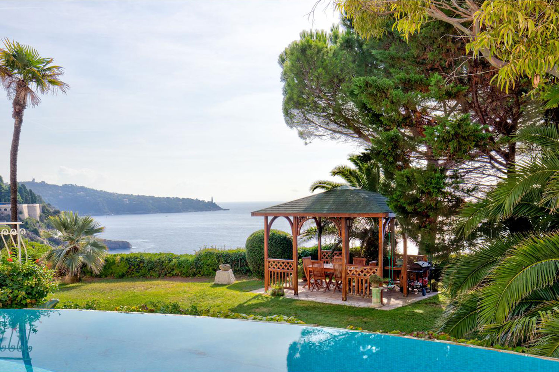 For sale luxury villa Cap de Nice / Mont Boron