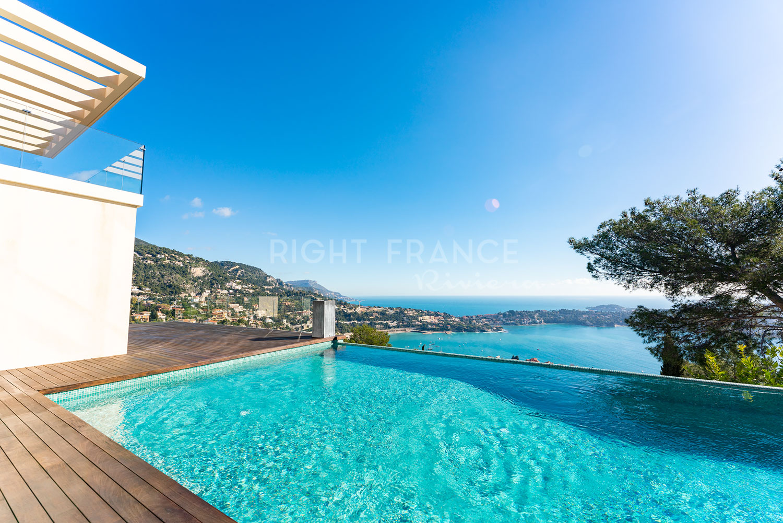 Luxury villa for sale in Villefranche-sur-Mer